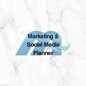 Marketing & Social Media Planner